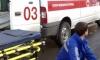 Иномарка сбила двух пешеходов на Невском проспекте. Одного из пострадавших уже увезла реанимация