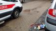 Очевидцы: на территории церкви на Лиговском неизвестный ...