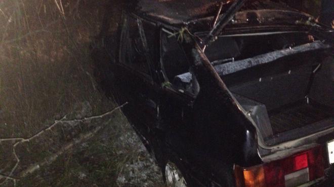 В ДТП на Новоприозерском шоссе разбился человек