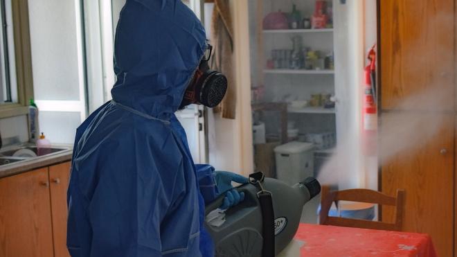 В апреле в домах Петербургапроведут генеральную уборку по борьбе с коронавирусом