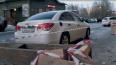 Более 25 тысяч петербуржцев паркуют машины над трубами ...