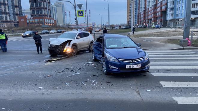 В Петербурге водители совершили4,7 тысяч аварий ипогубили 12 человек