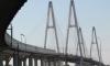 На Вантовом мосту перекроют две полосы движения