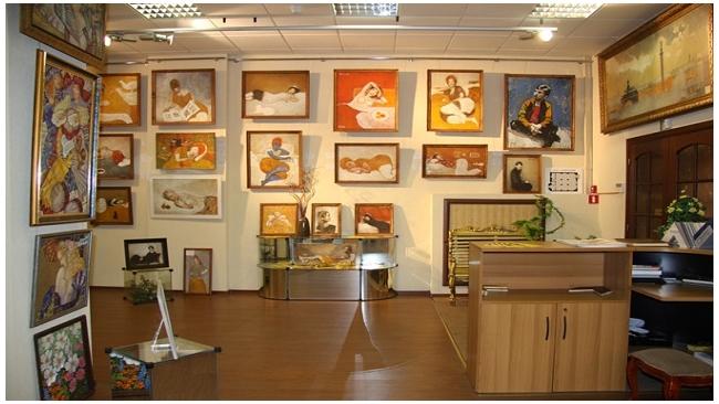 С аукциона продадут 240 картин, изъятые у петербургских должников