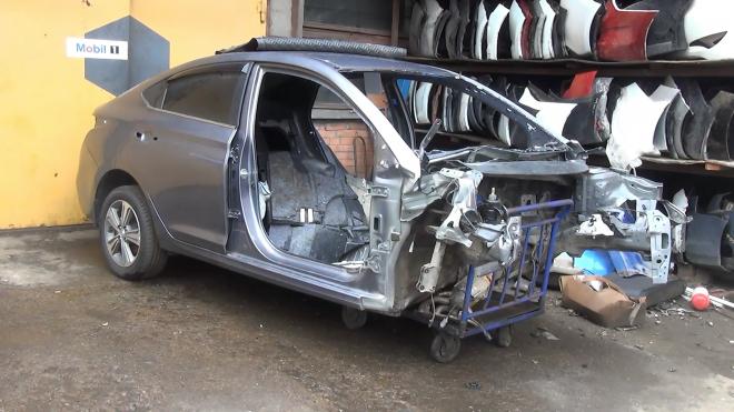 В Петербурге поймали группу автоугонщиков