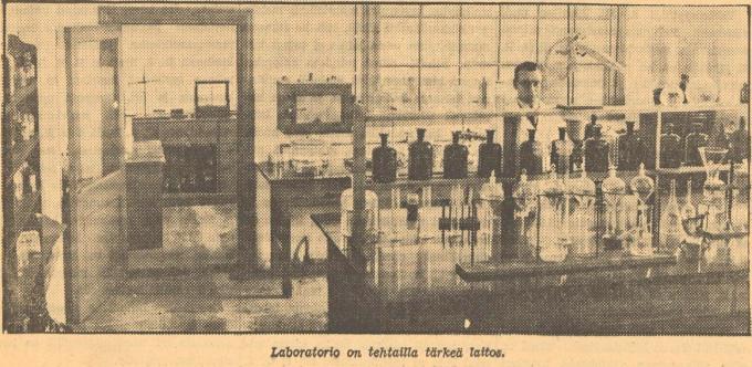 Свечи и мыло завода Хави Газета Karjala