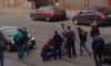 В Невском районе  автомобилист сбил двух девушек