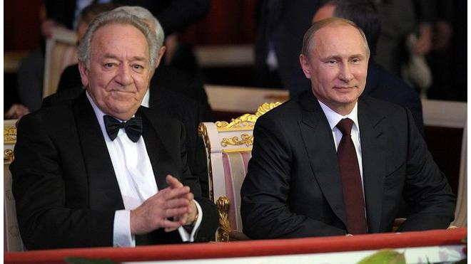 Имена Темирканова и Богачевой появятся на Аллее звезд в Петербурге