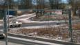 Перед злосчастным мостом на Софийской установили огранич...