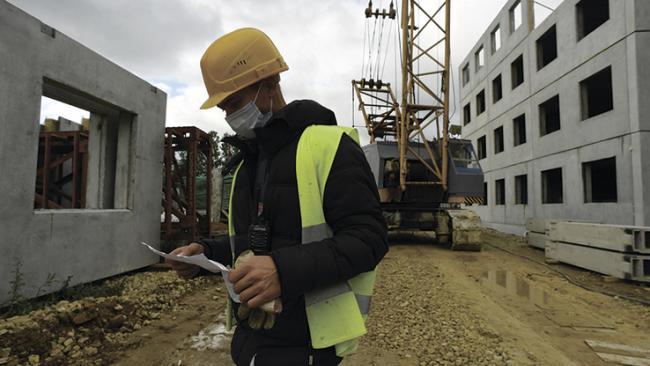 В Ленобласти в 2020 г. введено около 2,4 млн квадратных метров жилья