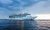 Премиальный лайнер с 3 тысячами туристов не смог приплыть в Петербург из-за сильного ветра