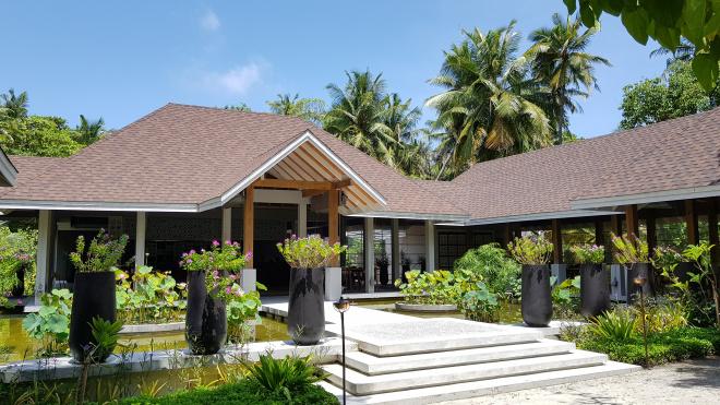 Тропическиепутешествияна Мальдивах сDHIGALI MALDIVES