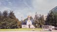 На проспекте Науки, где построят храм, не должно было бы...