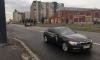 """На пустом проспекте Косыгина столкнулись """"Nissan Tiida"""" и """"BMW"""""""