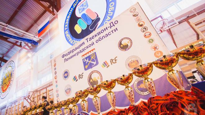В Выборге прошли Чемпионат и Первенство по Тхэквондо