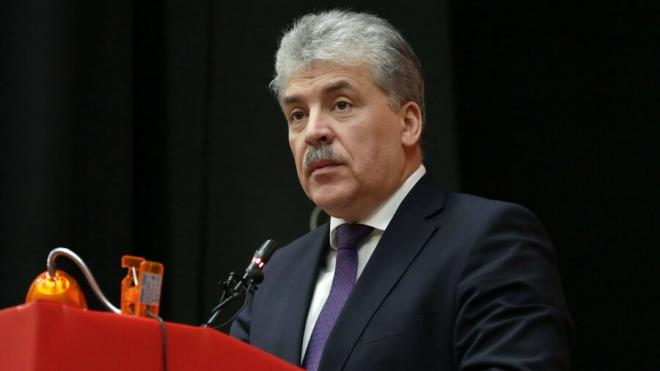 """Суд встал на сторону """"ВКонтакте"""" в его конфликте с политиком Грудининым"""