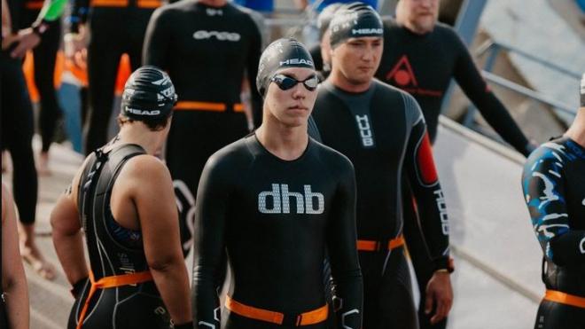 Выборгский пловец представит Ленинградскую область в финале Кубка России по плаванию на открытой воде