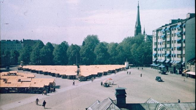 Музей Лаппеенранты опубликовал более 1000 редких фотографий Выборга и Карелии