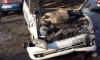 В Красноярске алкаш на ВАЗе протаранил два автомобиля и пытался удрать от ГИБДД