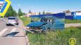 Водитель Volkswagen Passat разбился, врезавшись в ...