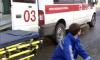 Маршрутка на КАД столкнулась с ВАЗ-21099
