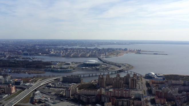 """Матч """"Зенита"""" ограничит движение транспорта около """"Газпром Арены"""""""