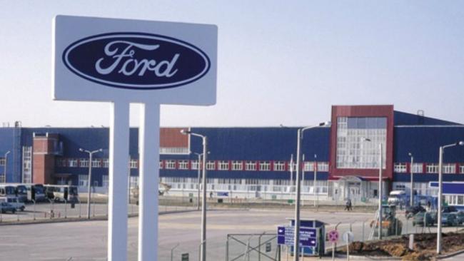 Ford запланировал убытки за 2011 год на уровне в $600 млн