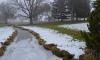 В Петербург и Ленобласть пришел снежный циклон