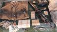 Останки летчика, погибшего в сентябре 1941 года, ...