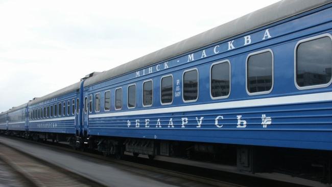 БЖД с 13 апреля возобновит поезд маршрута Брест - Минск - Санкт-Петербург