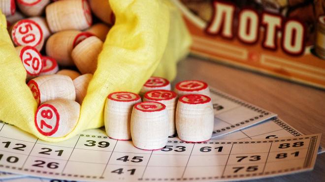 Петербург занял второе место по продажам лотерейных билетов