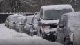 Смольный расчистит Петербург от снега до 24 января