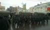 Московская полиция готовится к митингу на Новом Арбате
