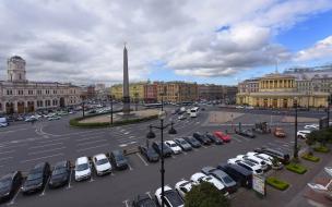В Петербурге нашли самую популярную парковку у автомобилистов
