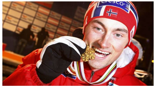 Норвежский лыжник Петтер Нортуг отсидит в тюрьме 50 дней из-за пьяной езды