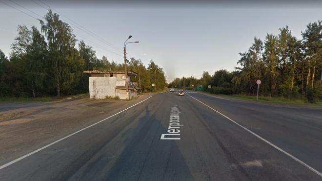 На Петрозаводском шоссе Renault сбил шестилетнего ребенка