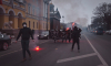 Петербургская полиция задержала пятерых активистов в день выборов президента