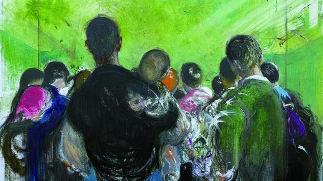 В Мраморном дворце открылась выставка, посвященная поколению тридцатилетних
