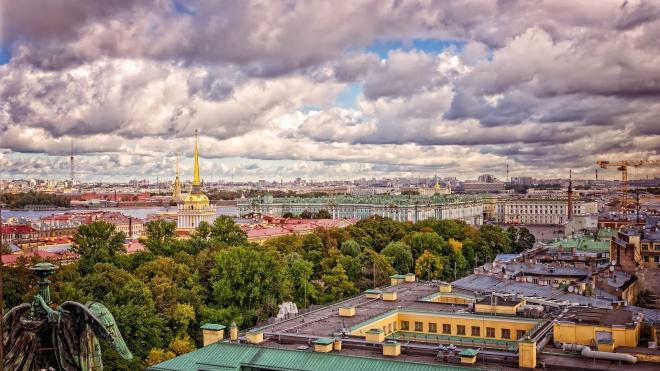 Петербург ожидает наплыв иностранных туристов после открытия границ