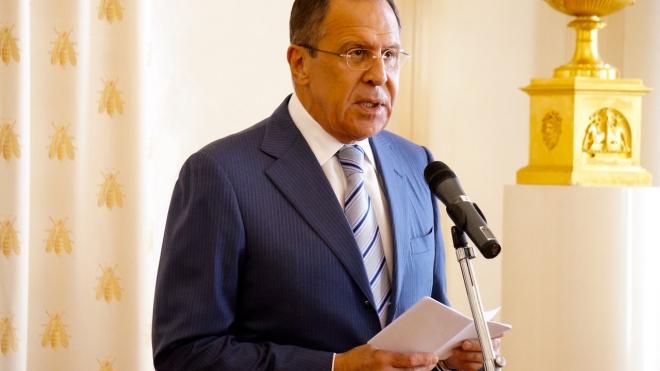 Лавров: Россия не признаёт независимость ДНР и ЛНР, но активно поддерживает их