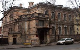В Адмиралтейском районе займутся реставрацией особняка Кирштена