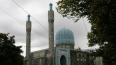 С минарета петербургской Соборной мечети рухнула облицов...
