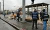 В Петербурге снесли павильон с рыбой и выпечкой