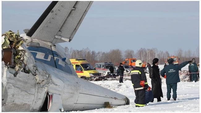 """""""ЮТэйр"""" решила не возобновлять полеты ATR 72-200"""