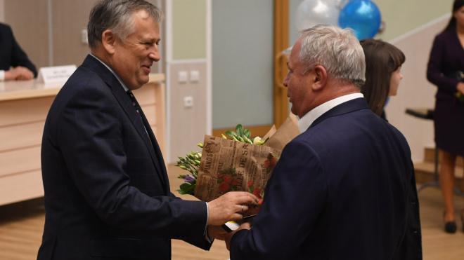 Лучшие бизнесмены Ленобласти получили награды из рук губернатора Александра Дрозденко
