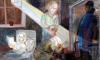 """Выставка """"Эхо экспрессионизма. Искусство Ленинграда середины – второй половины ХХ века"""""""