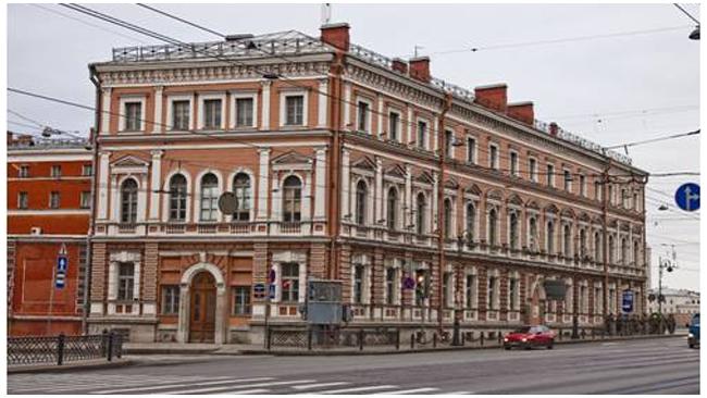 Минобороны выставило на торги свои здания на Литейном проспекте