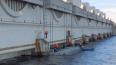 В Петербурге подводную часть дамбы готовят к ремонту