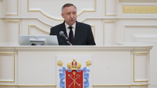 """Беглов призвал """"по-ленинградски"""" уважать друг друга на публичных мероприятиях"""
