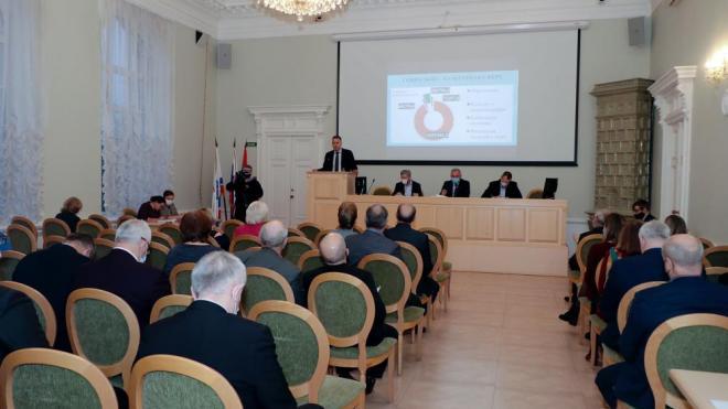 Выборгский совет депутатов внес корректировки в бюджет